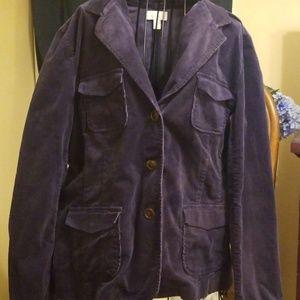 Charter Club Women's corduroy Jacket/ /Blazer